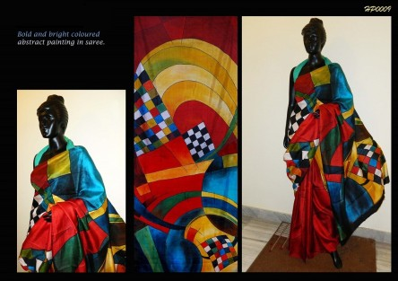 Handpainted Sarees Bishnopur @ Range of Rs.11,685/- only online shop here